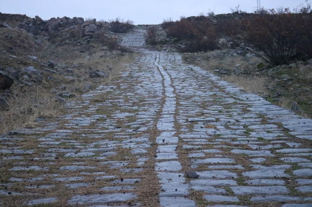 Diyarbakır'daki Roma yolu ve köprüsü için restorasyon talebi - 4