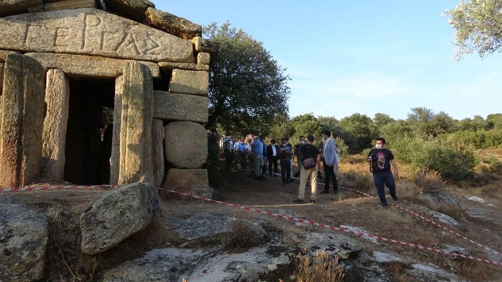 Gerga Antik Kenti'nde ilk kazma vuruldu - 3