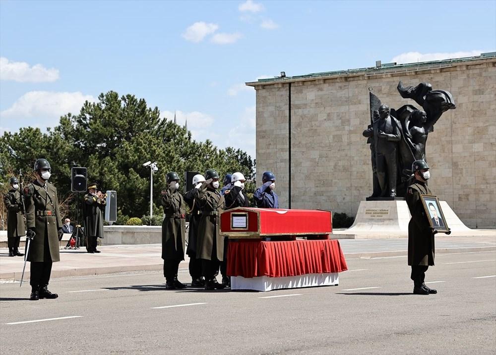 Eski Başbakan Yıldırım Akbulut'a veda - 4