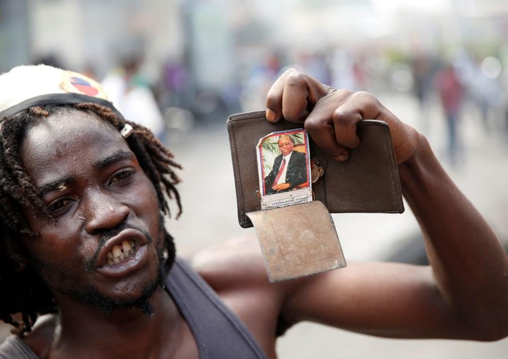Haiti'de hükümet karşıtı protestolara sert müdahale - 9
