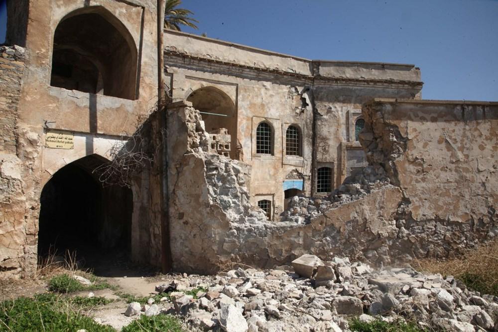 Tarihi Kerkük Kalesi yıkılmanın eşiğinde - 4