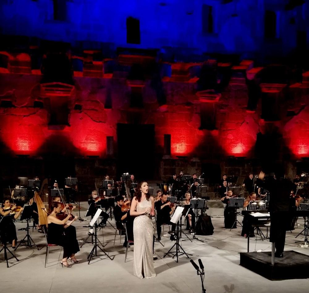 Aspendos Festivali, Genç Opera Yıldızları konseriyle sona erdi - 3
