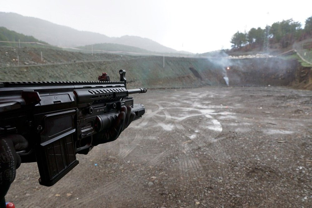 Jandarmaya yeni makineli tüfek (Türkiye'nin yeni nesil yerli silahları) - 99