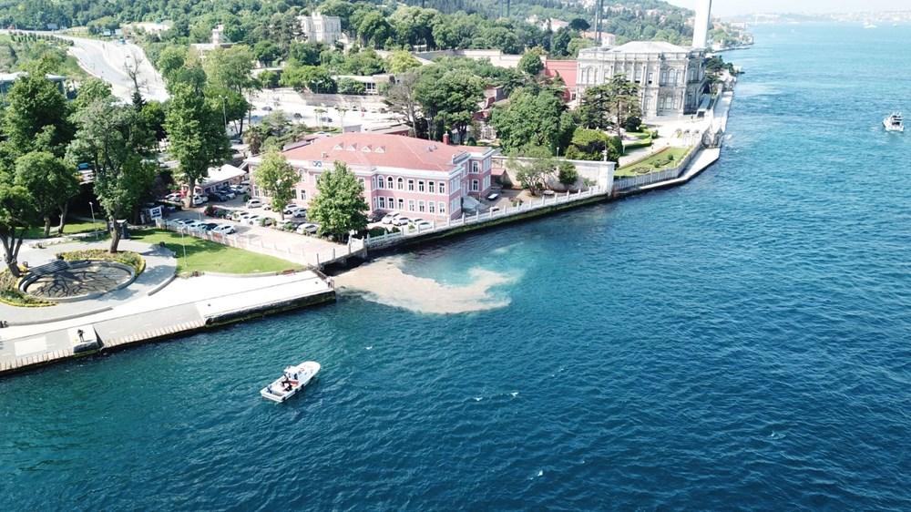 İstanbul Boğazı kahverengi oldu - 11