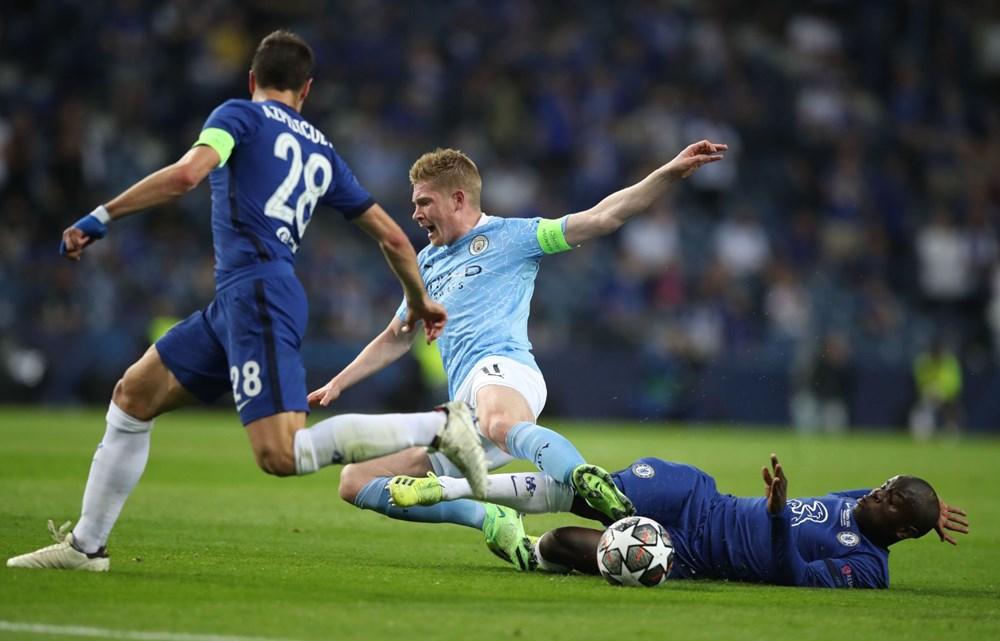 Şampiyonlar Ligi'nde şampiyon Chelsea - 3