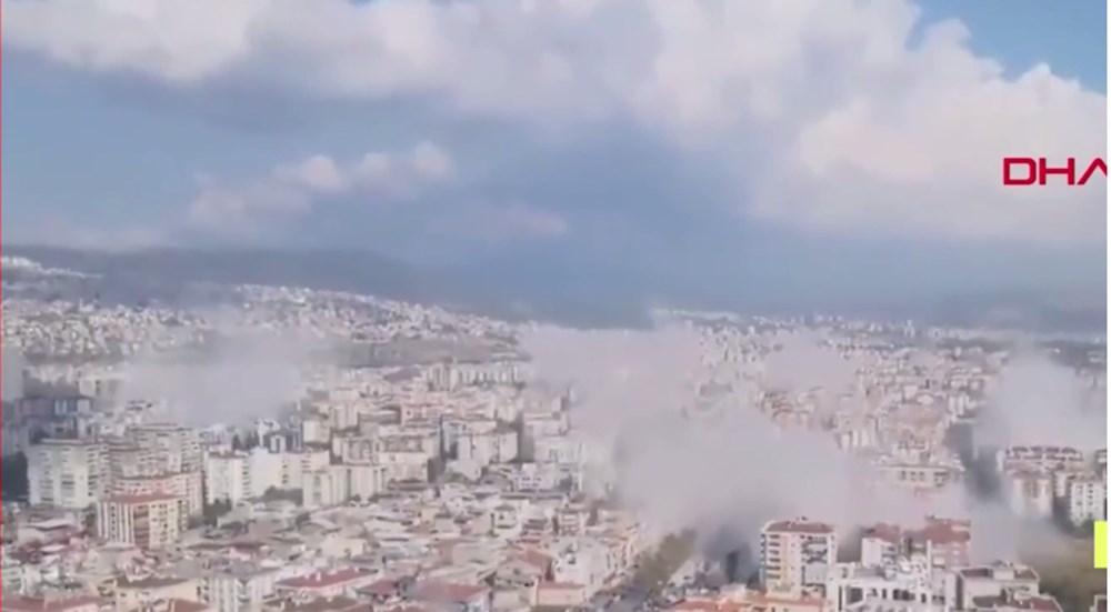 Son Deprem: İzmir'deki 6.6'lık depremden kareler - 7