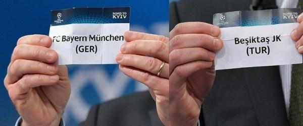 Bayern Münih - Beşiktaş UEFA Şampiyonlar Ligi maçı ne zaman, saat kaçta, hangi kanalda yayınlanacak?