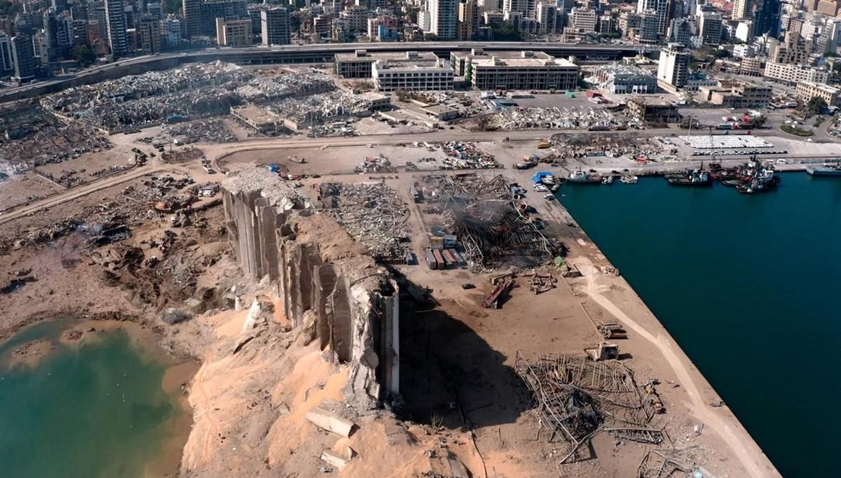 Beyrut'taki patlama: Başbakan ve Cumhurbaşkanına geçen ay amonyum nitrat uyarısı gönderildi