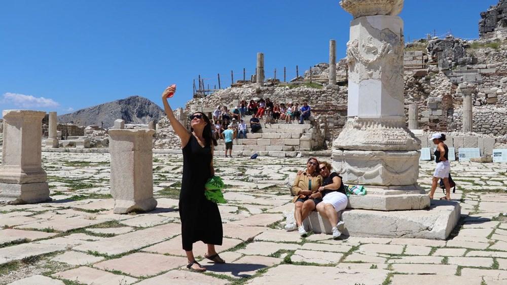 Burdur'unantik güzelliği: Sagalassos Antik Kenti - 6
