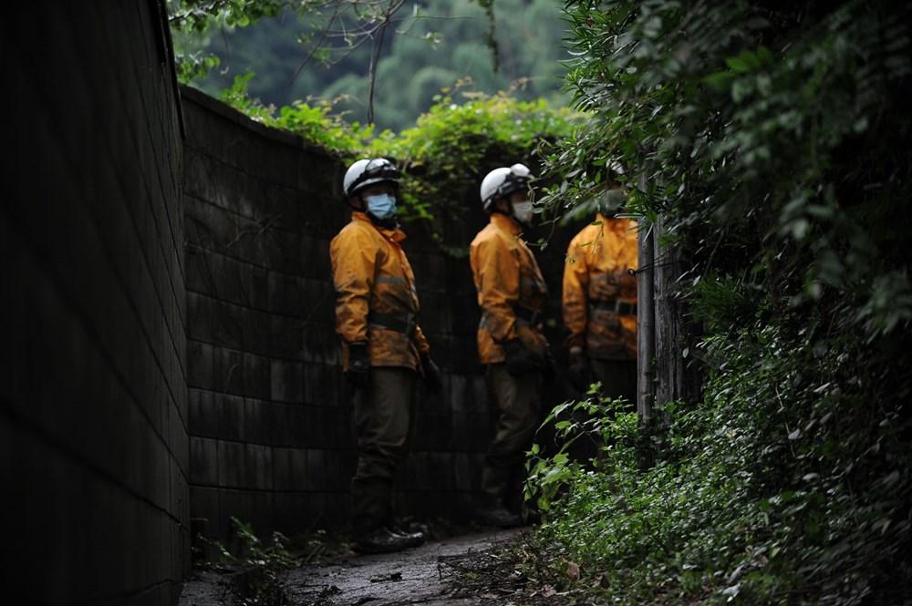 Japonya'daki sel felaketi: Ölü sayısı 7'ye yükseldi - 13