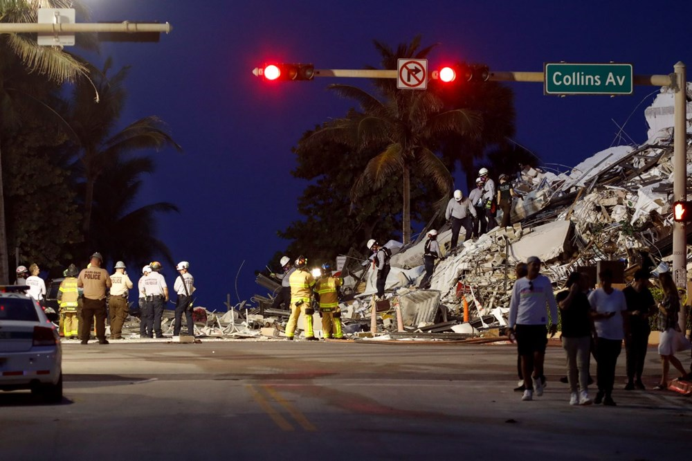 Building collapsed in the USA: Loss of life increased to 4, 159 people are missing - 3