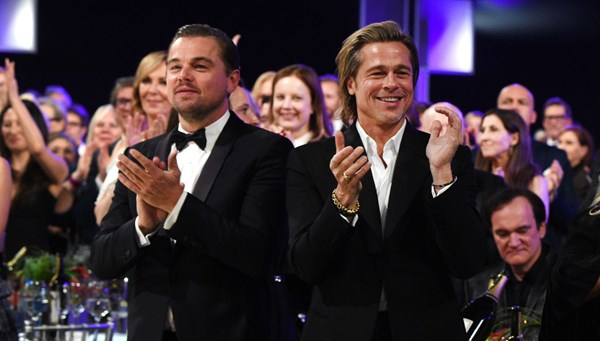 Brad Pitt, Leonardo DiCaprio'nun kendisine taktığı ismi açıkladı: Lover