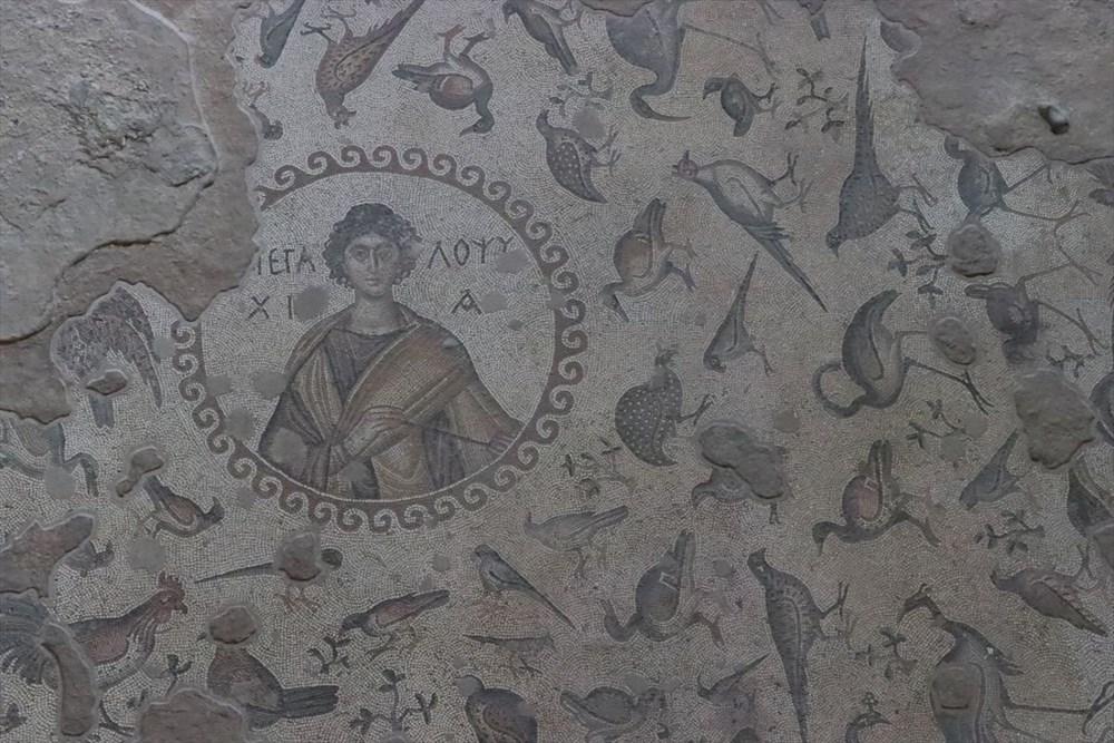Hatay'da beş dönemin izlerini taşıyan Necmi Asfuroğlu Arkeoloji Müzesi ziyaretçilerini zaman yolculuğuna çıkarıyor - 6