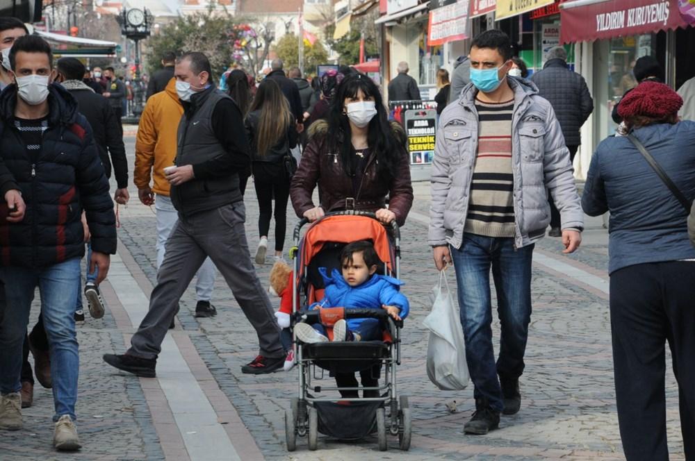 Trakya'da corona virüs yükselişe geçti, önlemler artırıldı - 4