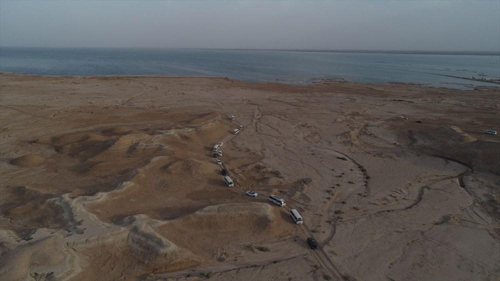 Çölün ortasındaki mucize: Necef Denizi - 13
