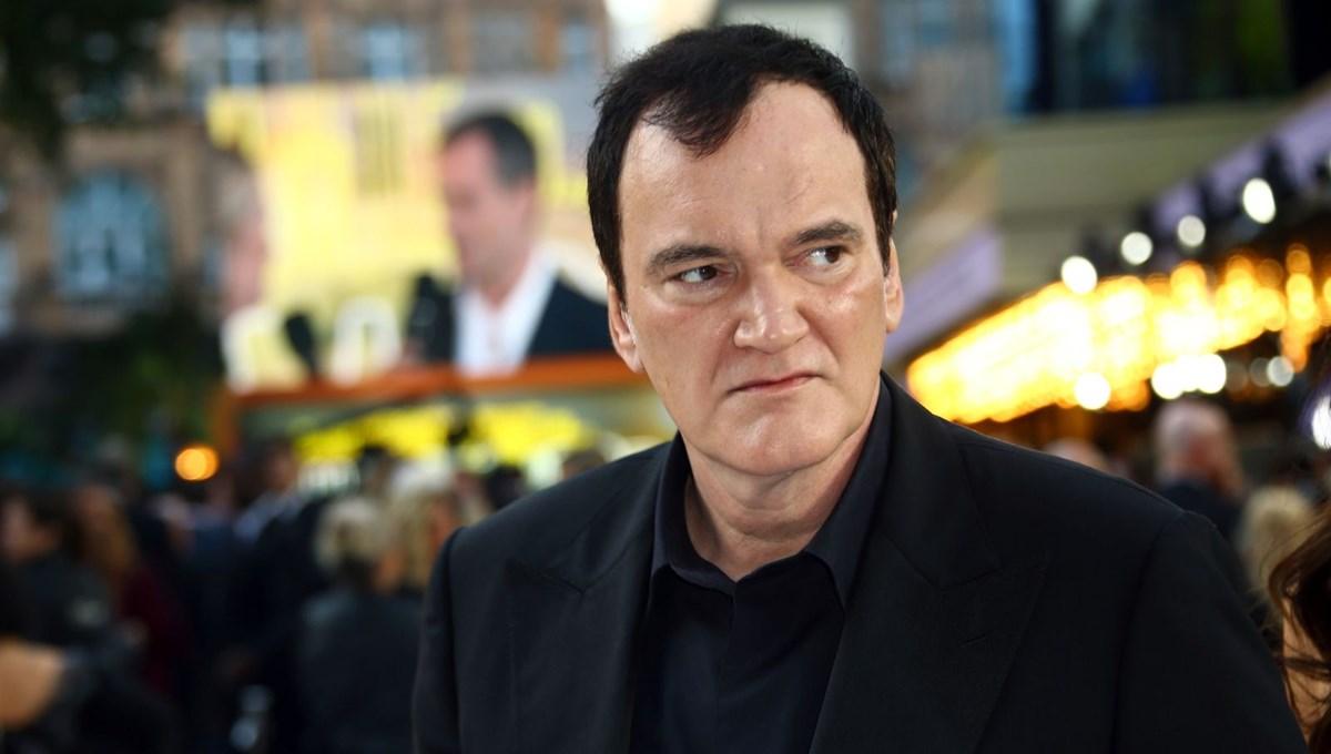 Quentin Tarantino: Adam Driver'la Rambo filmi çekmek güzel olurdu