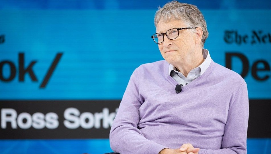 Bill Gates'ten küresel ısınmaya karşı yapay et önerisi
