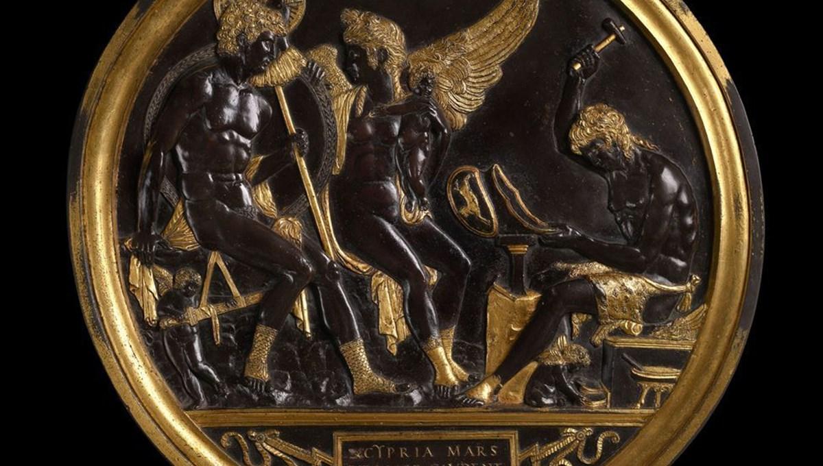 İngiltere'de 17 milyon poundluk madalyona yurt dışı satış yasağı