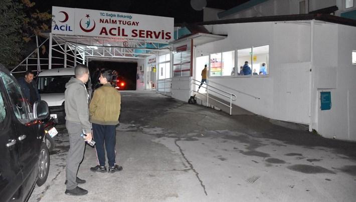 Marmaris'te 23 kişi 'tabldot yemek'ten zehirlendi