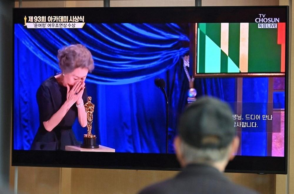 2021 Oscar Ödülleri sahiplerini buldu (93. Oscar Ödülleri'ni kazananlar) - 34