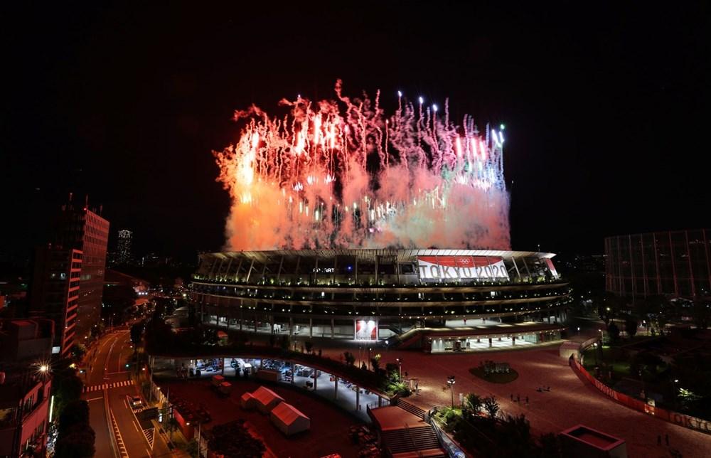 2020 Tokyo Olimpiyat Oyunları, resmen sona erdi (Türkiye, olimpiyat rekorunu kırdı) - 8