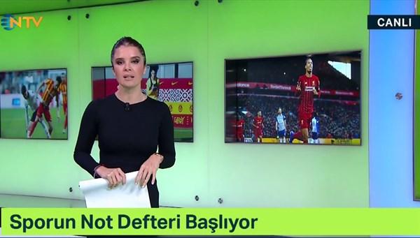 Sporun Not Defteri 2 Aralık 2019