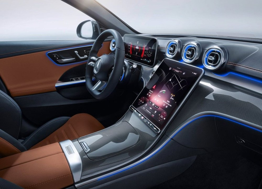 Yeni Mercedes-Benz C-Serisi tanıtıldı - 7