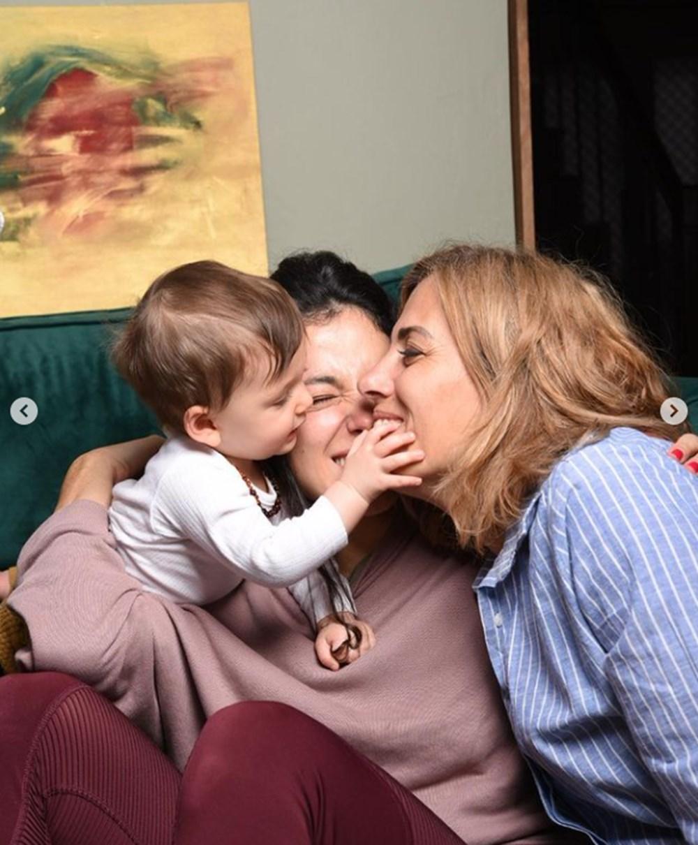 Ünlülerin Anneler Günü paylaşımları - 1