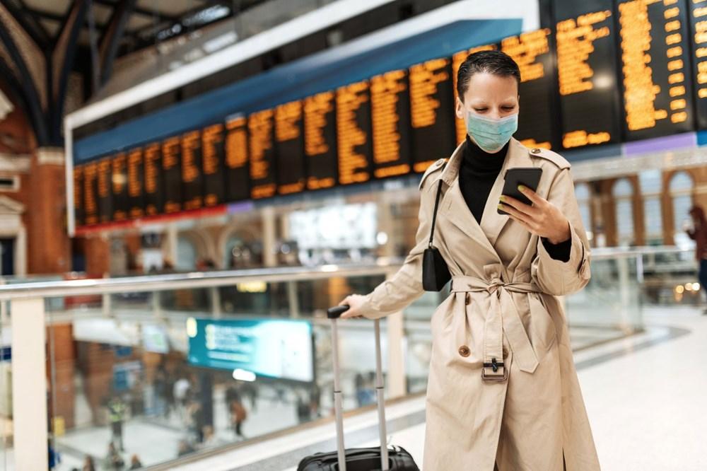 Dünyanın en işlek havalimanın yöneticisi: Aşı pasaportu olmadan uluslararası uçuşların yeniden başlaması mümkün değil - 5