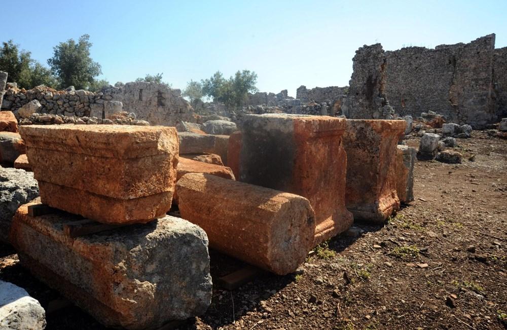 Lyrboton Kome Antik Kenti, Arkeopark oluyor - 5