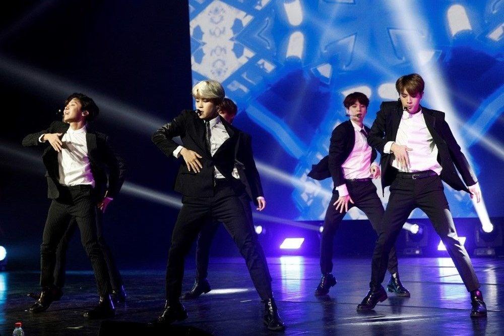 BTS'ten yeni rekor - 5
