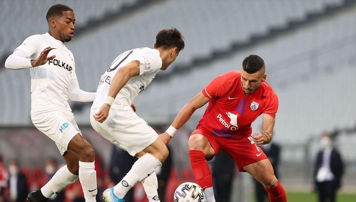 SON DAKİKA:Altay Süper Lig'de