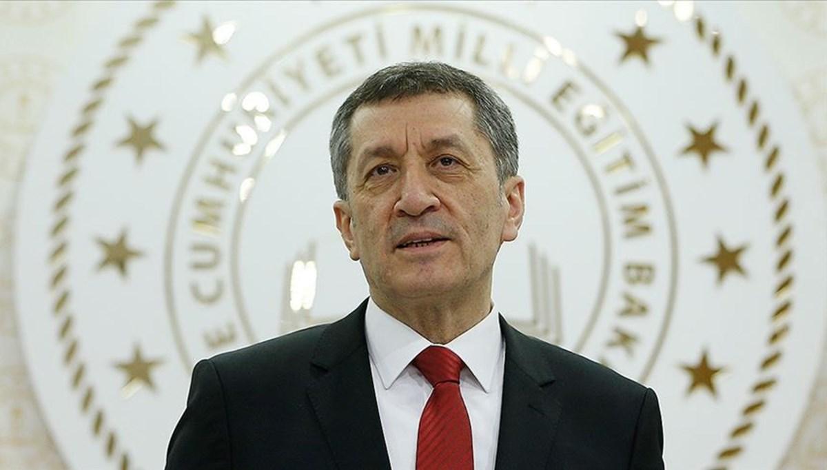 Milli Eğitim Bakanı Selçuk'tan okulların açılış tarihine ilişkin açıklama