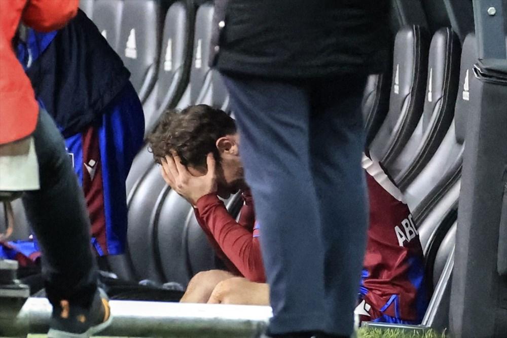 Kritik maçta kazanan Trabzonspor - 28