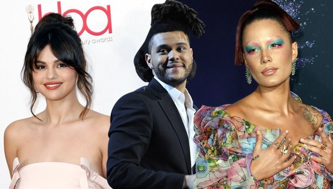 """Time dergisinin açıkladığı""""Yılın En Etkili 100 İsmi"""" listesindeki sanatçılar"""