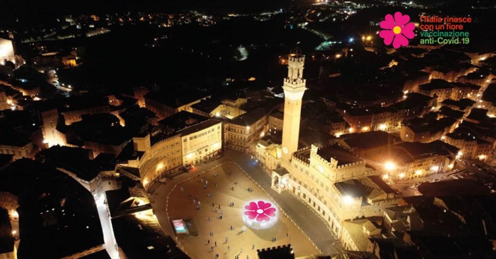 """İtalya'da """"halkın yenilenmesi""""ni simgeleyen aşı istasyonları kuruluyor - 2"""