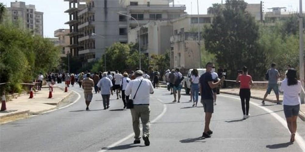 KKTC'nin Maraş bölgesine ziyaretçi akını - 9