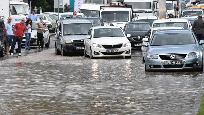 Muğla'da şiddetli yağış uyarısı
