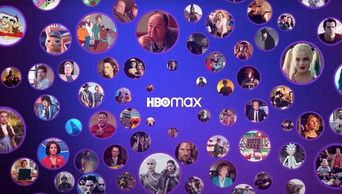 HBO Max Türkiye'ye geliyor