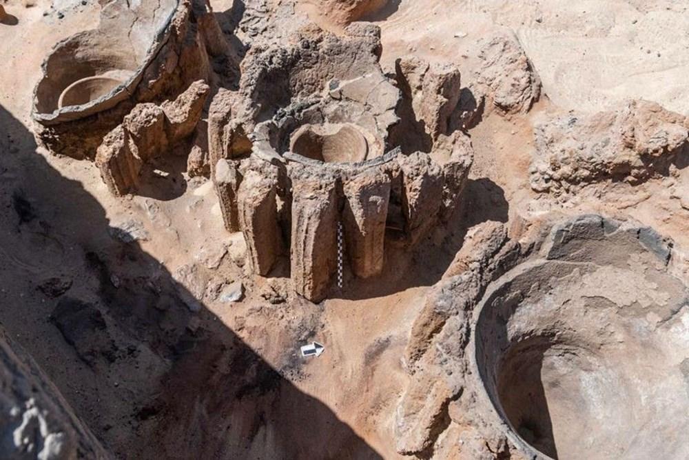 Tarihin en eskisi: Mısır'da 5 bin 100 yıllık bira fabrikası bulundu - 2
