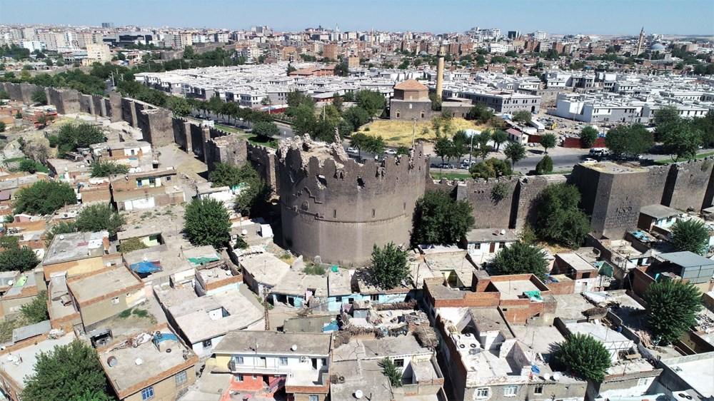 UNESCO mirası Diyarbakır Surları'nda 500 günlük restorasyon başladı - 9