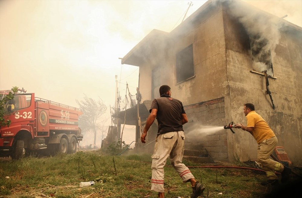 Antalya Manavgat'ta felaketin boyutu gün ağarınca ortaya çıktı - 5