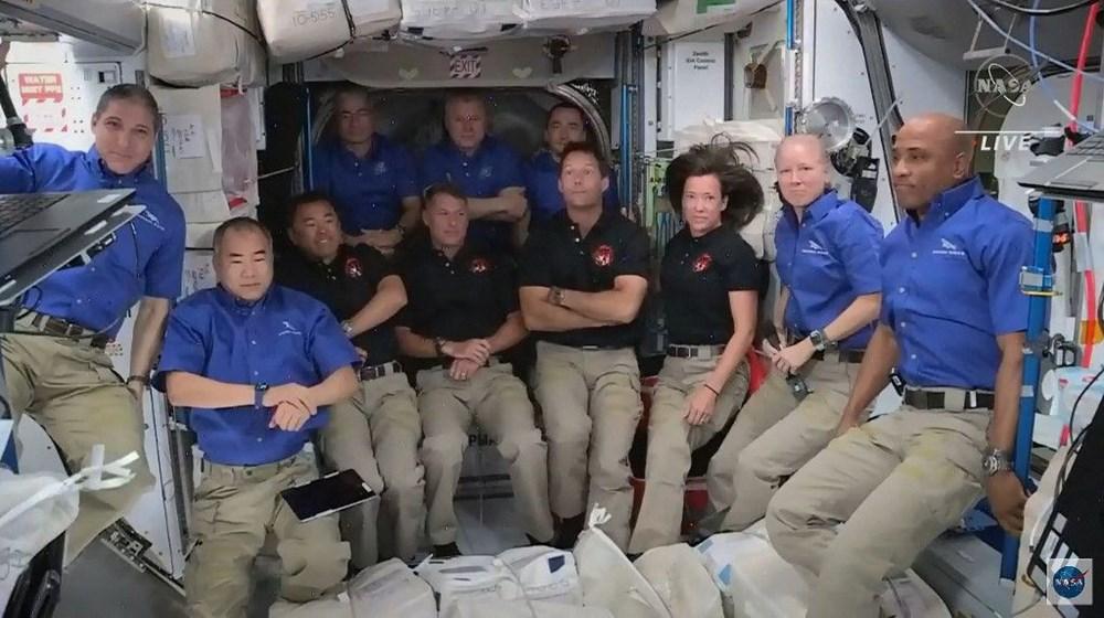 Uzay on yılın en kalabalık günlerini yaşıyor: SpaceX ile birlikte 11 astronot oldu - 5