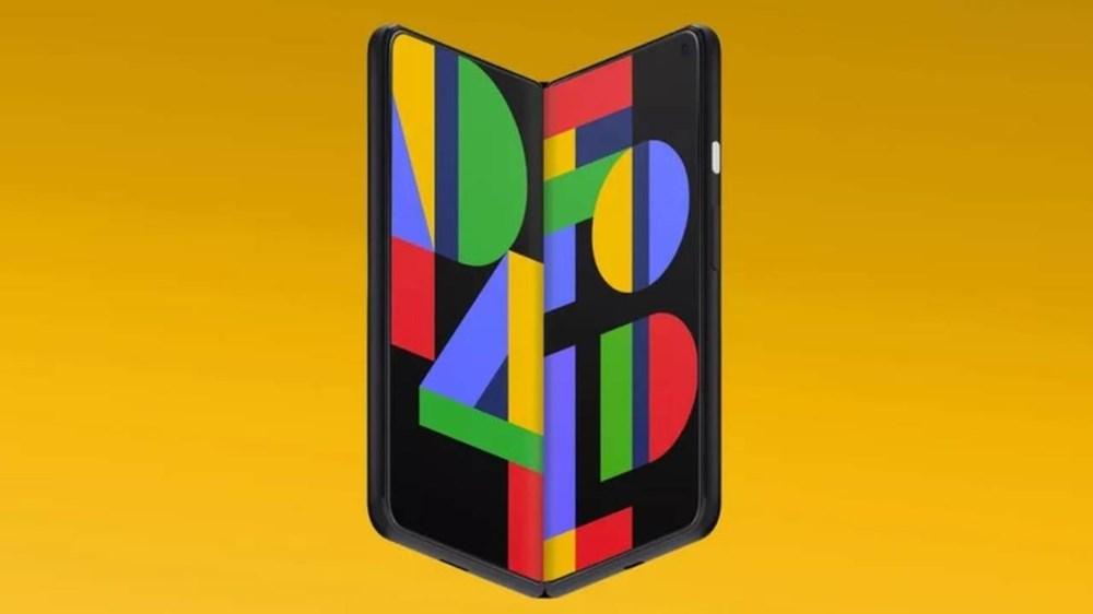 Google'ın katlanabilir telefonu Google Pixel Fold özellikleri sızdırıldı - 1