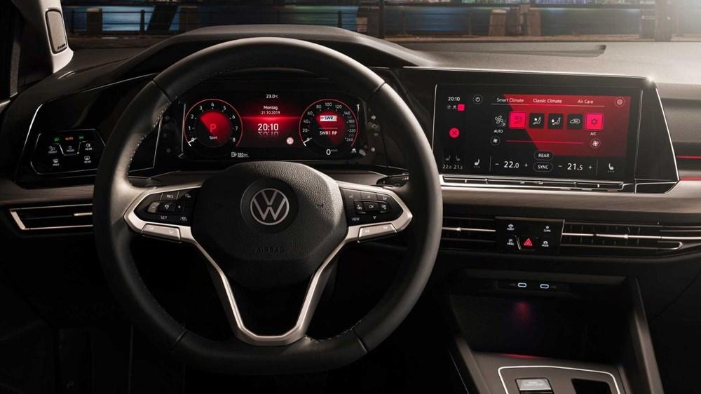 Volkswagen Golf 8 tanıtıldı (İşte Golf 8'in tüm özellikleri) - 13