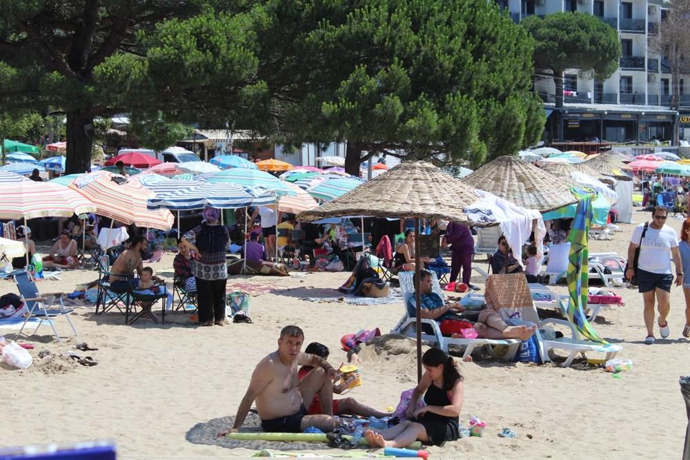 Kurban Bayramı tatili öncesi yazlık yerlere akın ettiler - 13