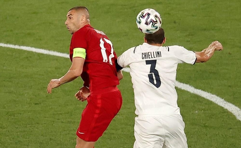 Milli Takım açılış maçında İtalya'ya yenildi (EURO 2020 - Türkiye:0 İtalya:3) - 7