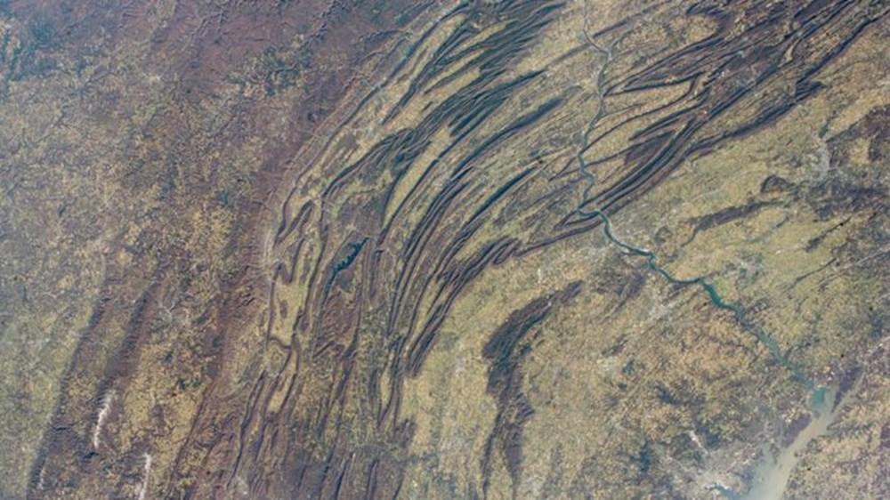 NASA Ankara'dan fotoğraf paylaştı (Astronotların gözünden gezegenimiz) - 36