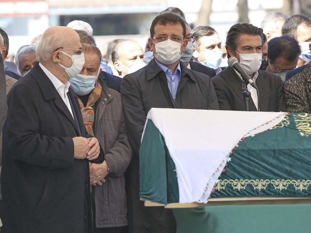 Soylu'nun annesi için tören düzenlendi (Cumhurbaşkanı Erdoğan da katıldı) - 12