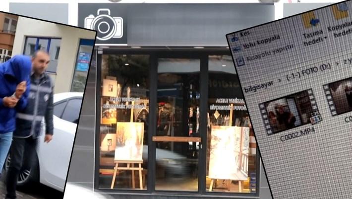 Gizli kamerayla çalışanları ve müşterileri kaydetmiş (Sapık fotoğrafçı)